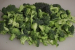Pulled Broccoli Pieces